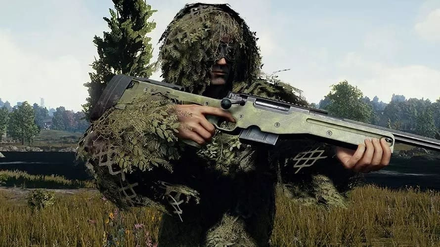 New PUBG 'Ghillie Crossing' Event Details Revealed