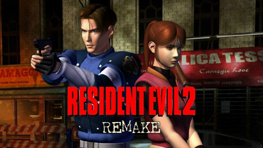 resident evil 2 archives don 39 t feed the gamers. Black Bedroom Furniture Sets. Home Design Ideas