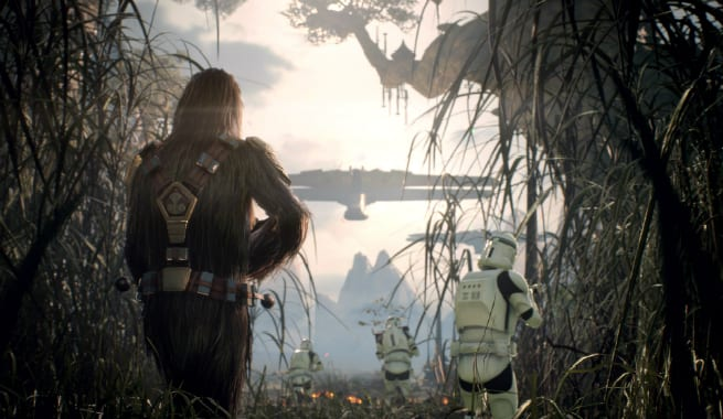 EA Loses Player Levels In Latest Battlefront II Patch
