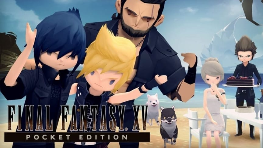 Final Fantasy XV Pocket Edition Now Available On Windows 10 (VIDEO)
