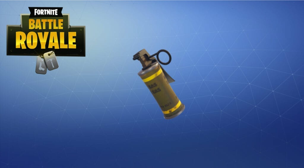 Fortnite: New 'Stink Bomb' Grenades Coming Soon