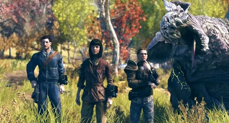 Fallout 76 Won't Have Cross-Platform Play Thanks To Sony, Says Director