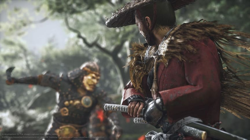 """Ghost Of Tsushima Not Just A Hack 'n' Slash Game, Combat Is """"Out Of The Ordinary"""""""