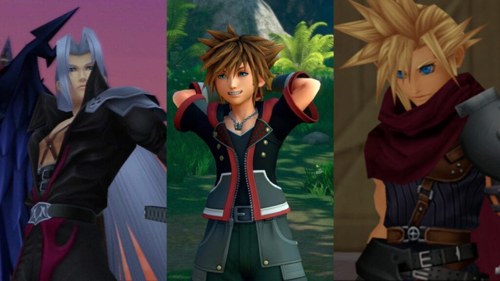 Kingdom Hearts III Director Reveals Why Final Fantasy Characters Have Yet To Be Seen