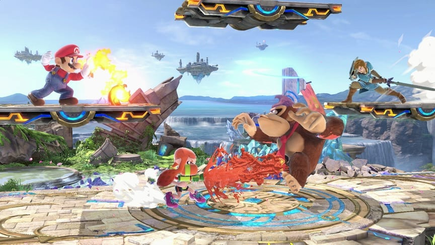 Super Smash Bros. Ultimate: Full List Of Stages Revealed (VIDEO)