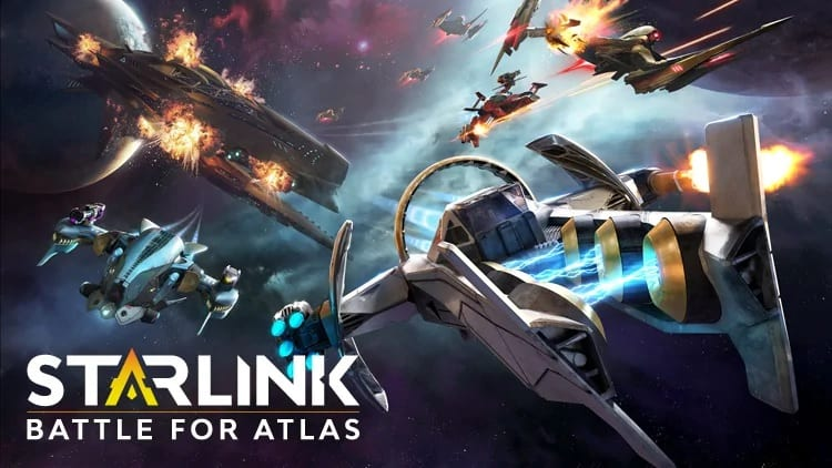 Starlink: Battle For Atlas Featuring Fox McCloud Announced At E3 2018 (VIDEO)