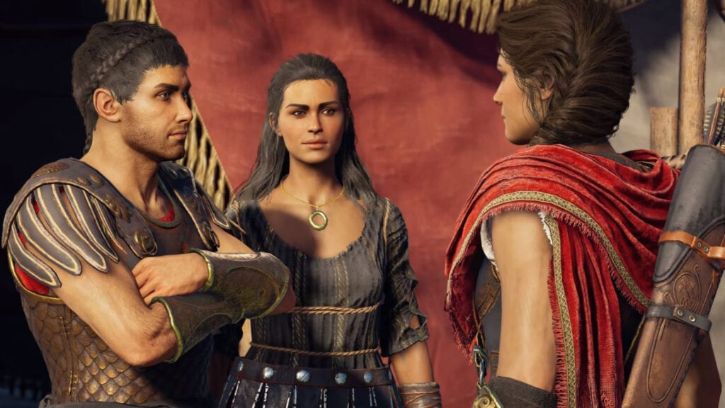 Assassin's Creed Odyssey Will Have Romance Options, Here's ...