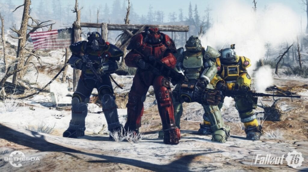 Fallout 76 Here's How Microtransactions Will Work