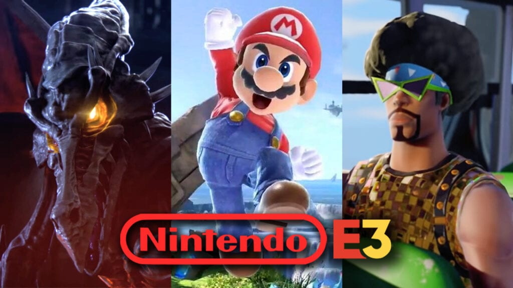 Nintendo E3 2018 – All Trailers From The Event In One ...