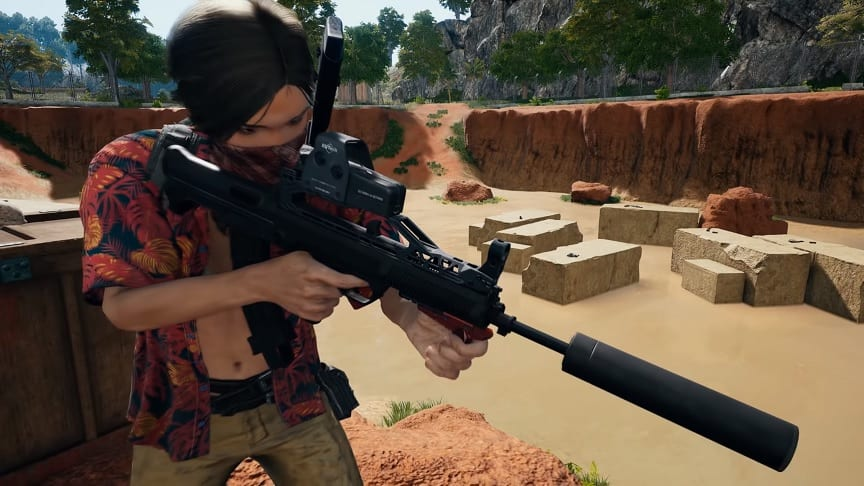 PUBG Update #15 Introduces Sanhok, New Weapon, UI Changes, And More (VIDEO)