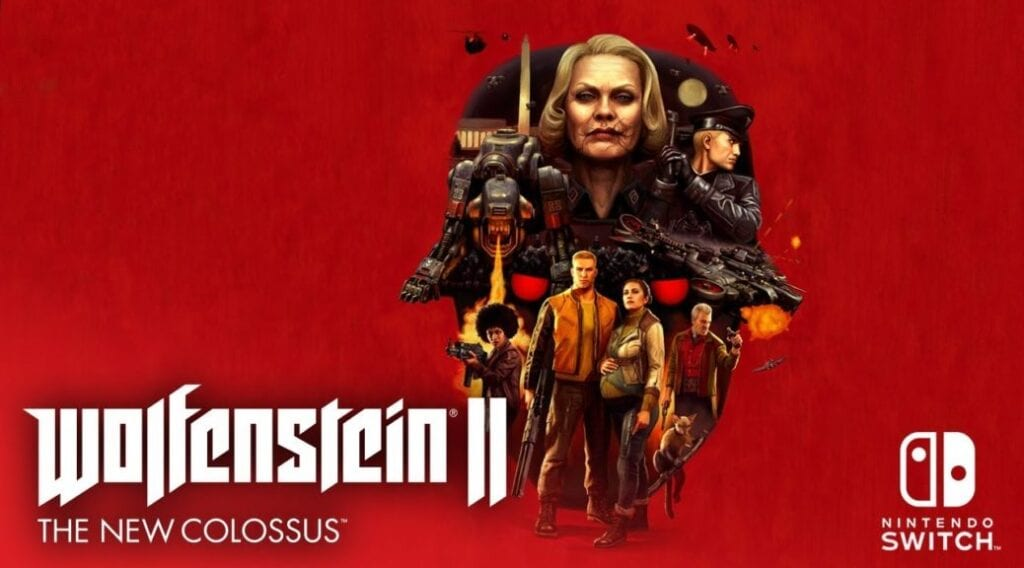 Wolfenstein Switch Ports