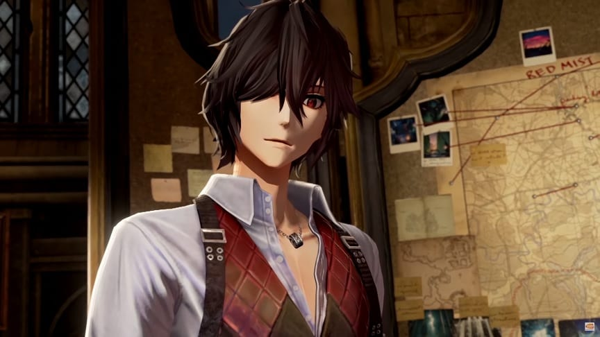 New Code Vein Trailer Revealed Featuring Companion Louis (VIDEO)