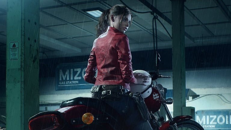Resident Evil 2 Remake: Capcom Discusses Claire Redfield's Redesign