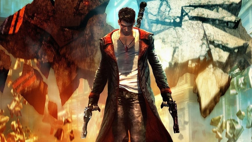 Devil May Cry 5 Will Learn A Lot From DmC, Says Creator
