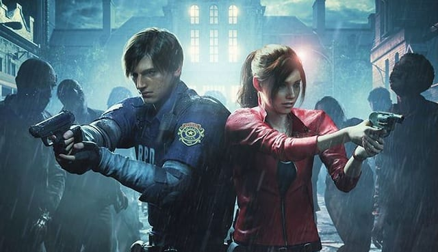 New Resident Evil 2 Remake Gameplay Footage Revealed (VIDEO)