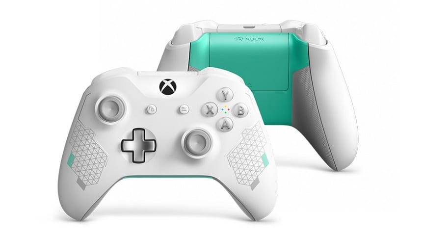 Microsoft Reveals Xbox One 'Sport White Special Edition' Controller