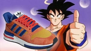 f4ea8b13223 Adidas x Dragon Ball Z Collection Reveals First Sneakers (GALLERY)