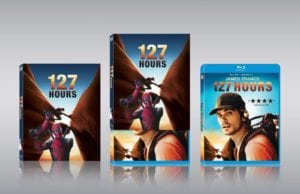 Deadpool photobomb covers 127 hours