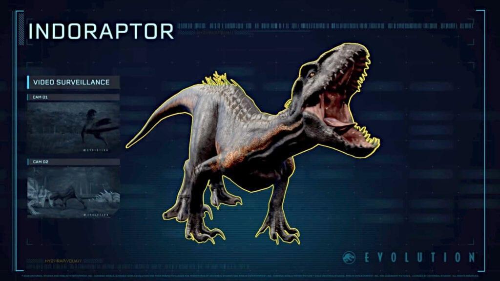 Jurassic World Evolution Reveals Six New Species Profiles
