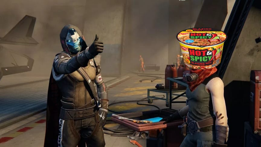 Destiny 2 Will Honor Cayde-6 With Special 'Spicy Ramen' Mission