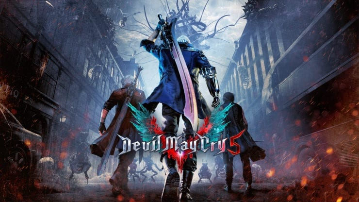 Devil May Cry 5's Playable Demo Is Complete, Says Director