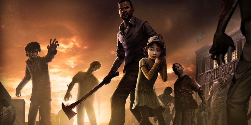 Walking Dead Story Builder