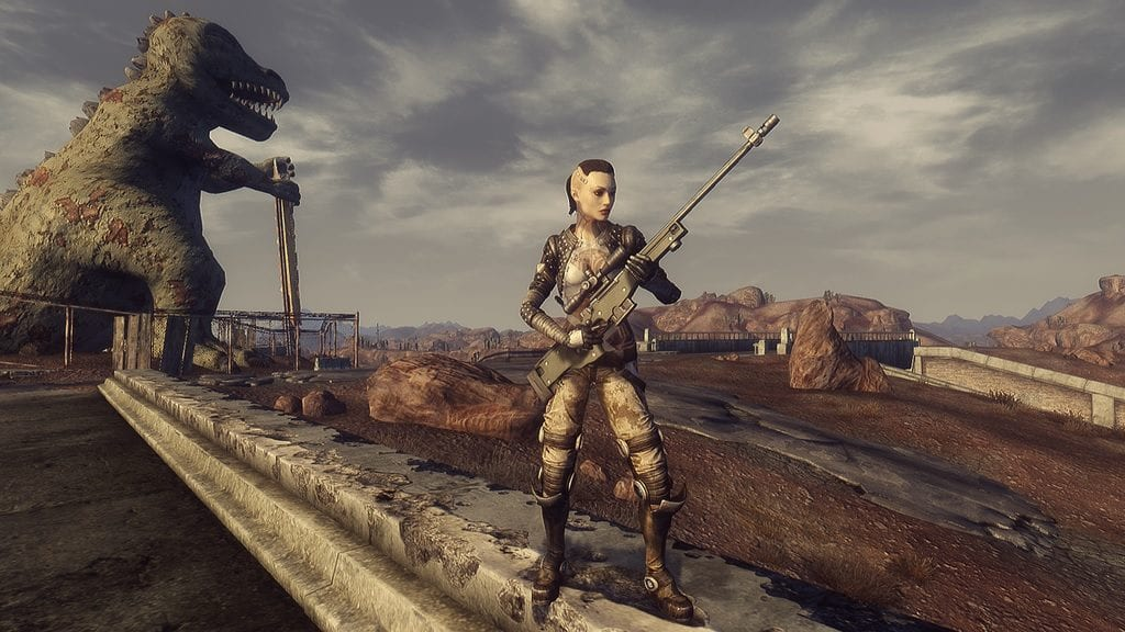 This Fallout: New Vegas Mod Lets You Play As Mass Effect's Jack