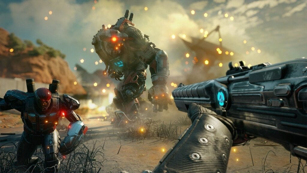 Rage 2 Developer Considering Nintendo Switch Port