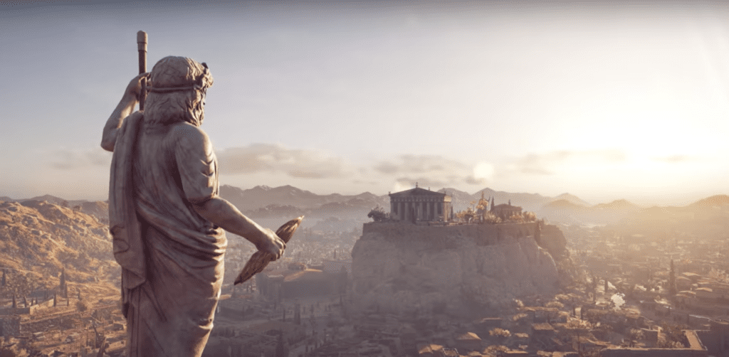 Assassin's Creed Odyssey Dives Deep into Ancient Greek ...