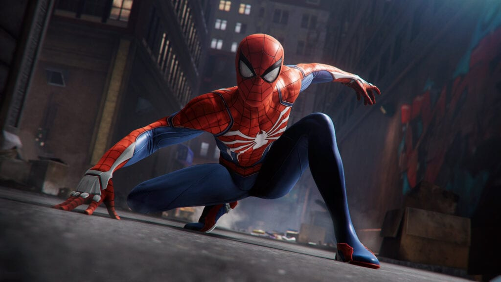 Image result for marvel's spider-man ps4