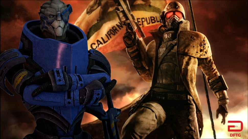 This Fallout: New Vegas Mod Adds Mass Effect Favourties To