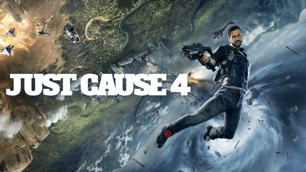 Just Cause 4 hack version