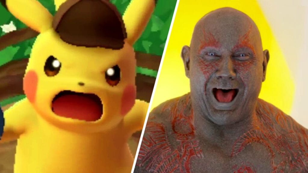 Detective Pikachu Pokemon Guardians of the Galaxy