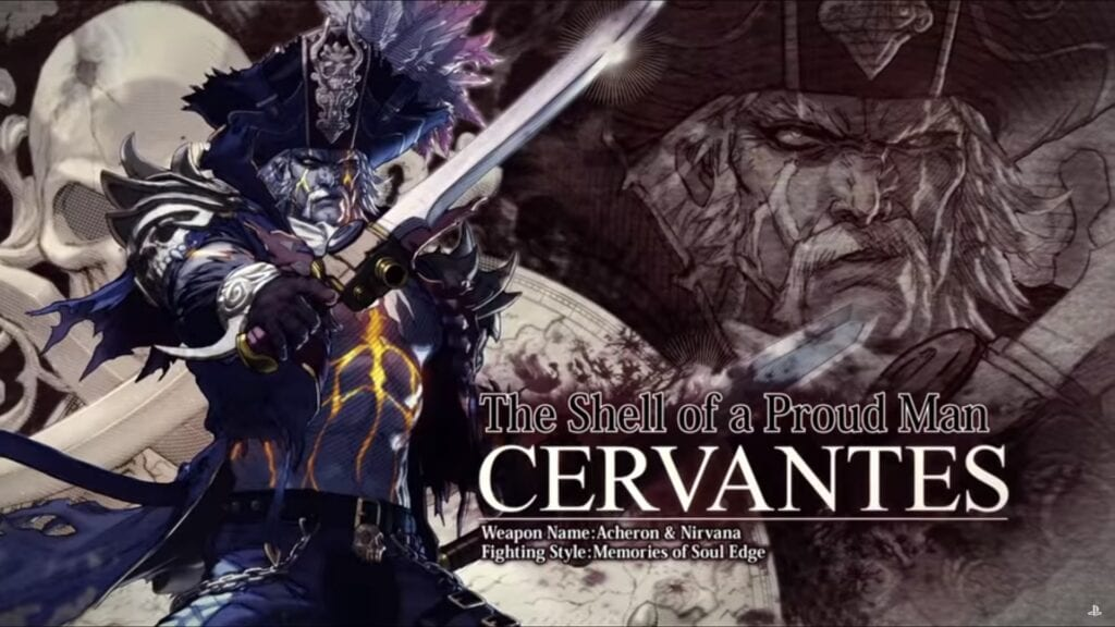 SoulCalibur VI Reveals Cervantes In Epic New Gameplay Trailer (VIDEO)