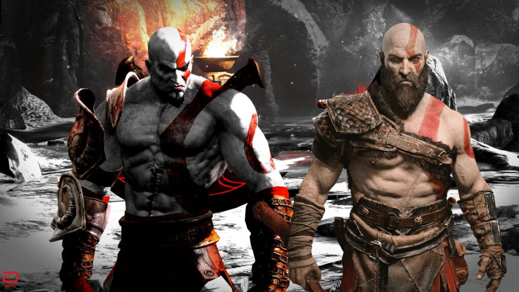 Original God Of War Director David Jaffe Shares His Thoughts On The New Game