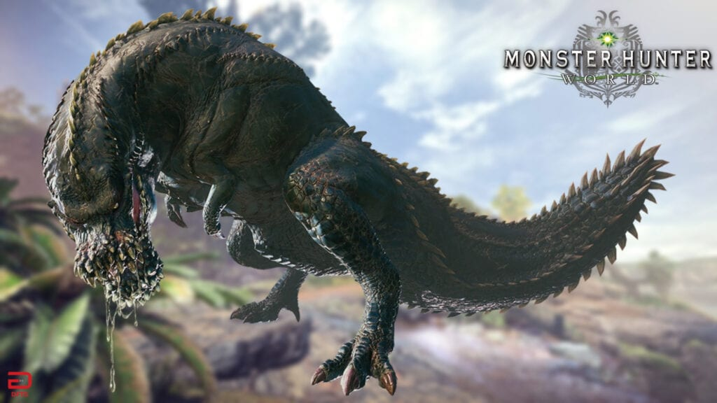 Monster Hunter: World PC Update Adds 'Deviljho' Monster, New Weapons, And More