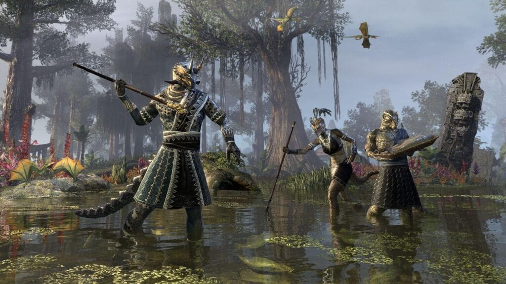 The Elder Scrolls Online Reveals First Look At Murkmire DLC (VIDEO)
