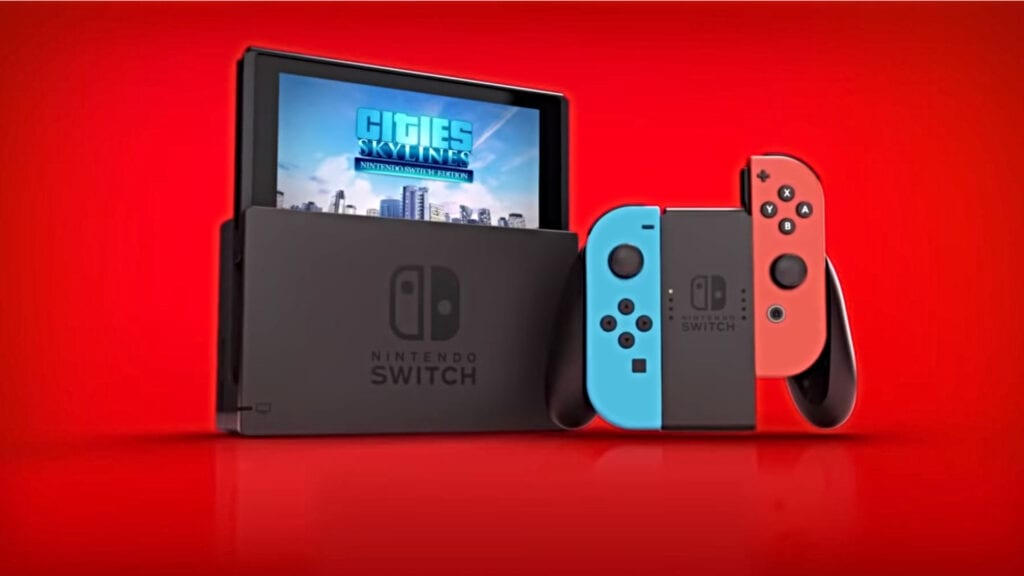 Video Archives Page 3 Of 310 Dont Feed The Gamers Hall Effect Switchjpg Cities Skylines Available Now For Nintendo Switch