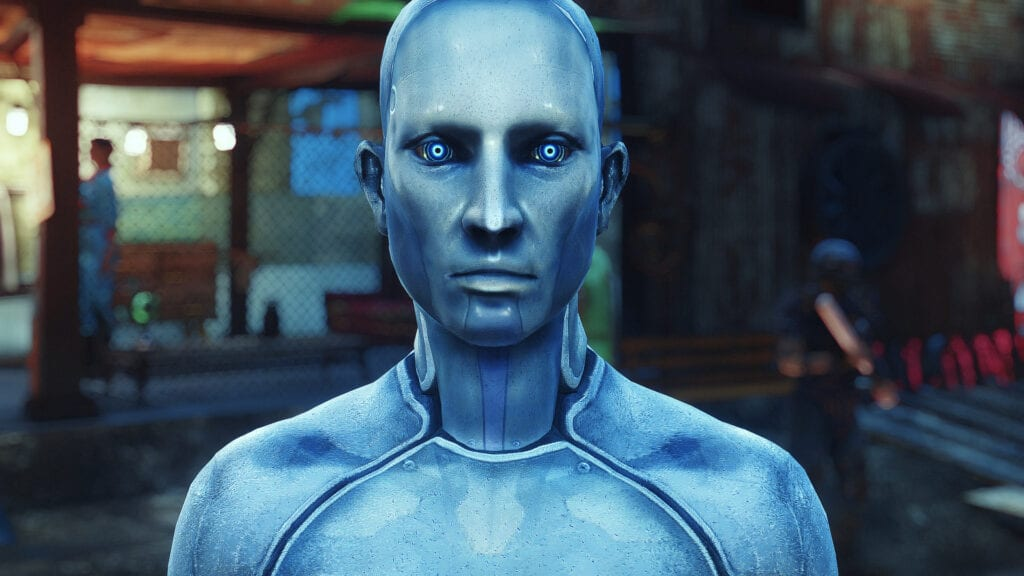 Fallout 4 Mod Gives Synths Stunning New Look (VIDEO)