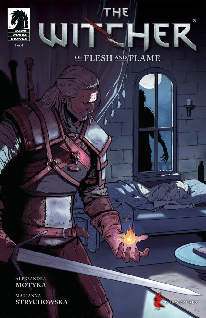The Witcher Of Flesh and Flame Full