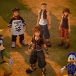Kingdom Hearts 3 Twilight Town