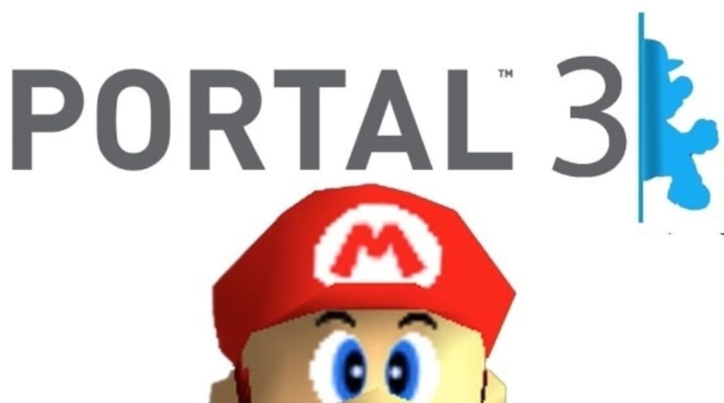 Super Mario 64 Turned Into Portal With This Crazy Mod (VIDEO)