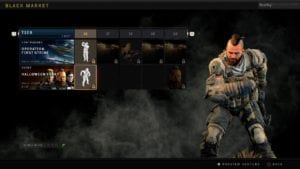 Call Of Duty: Black Ops 4 Reveals Halloween Black Market Items (GALLERY)
