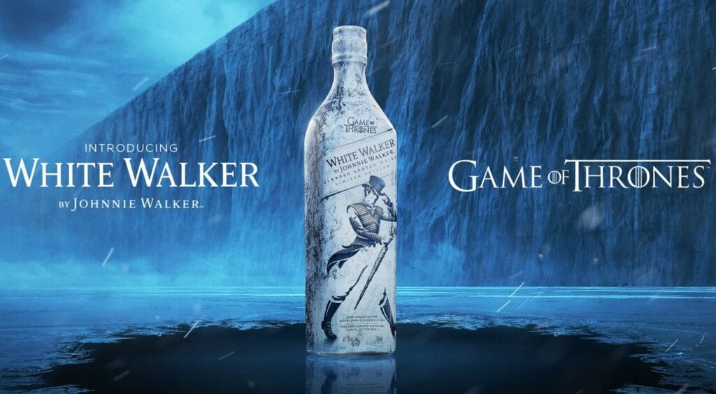 Game Of Thrones White Walker Scotch Whisky Is Coming (VIDEO)