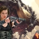 Milla Jovovich Shares First Look at Monster Hunter Movie Role