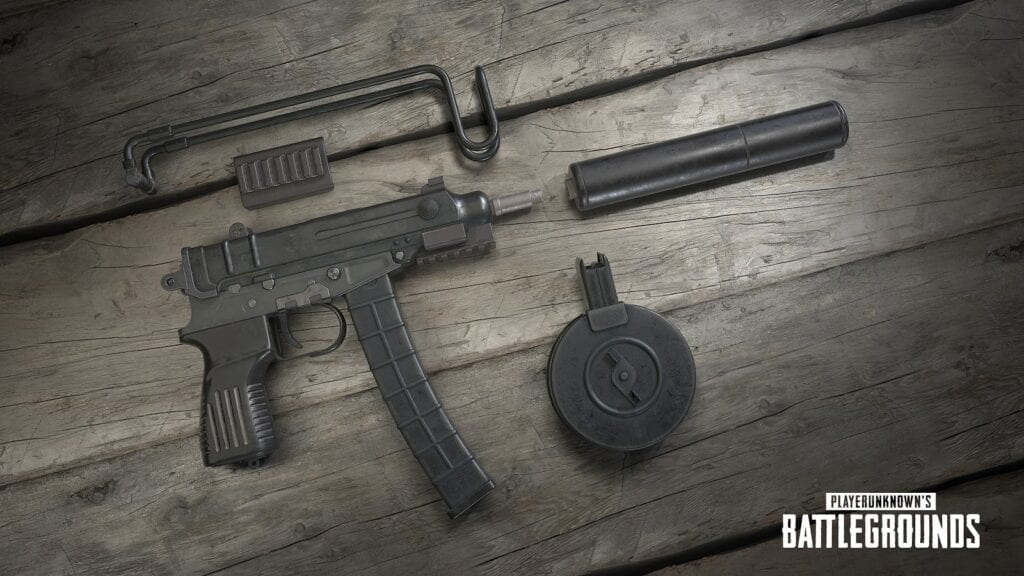 PUBG PC Update Adds New Weapon, Blue Zone Changes, And More (VIDEO)