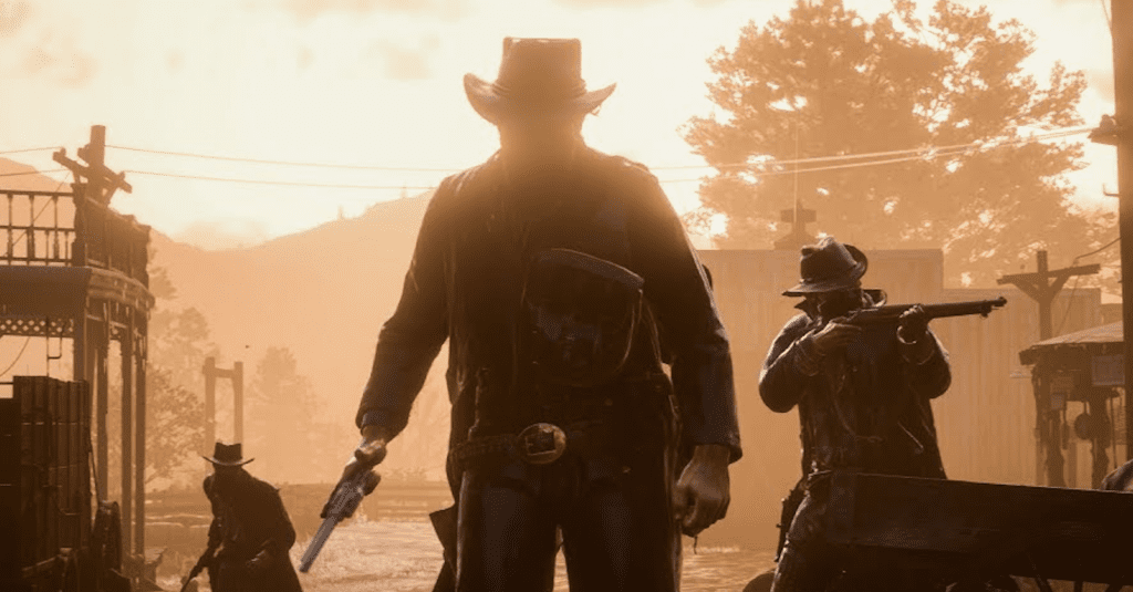Red Dead Redemption 2 Sunrise