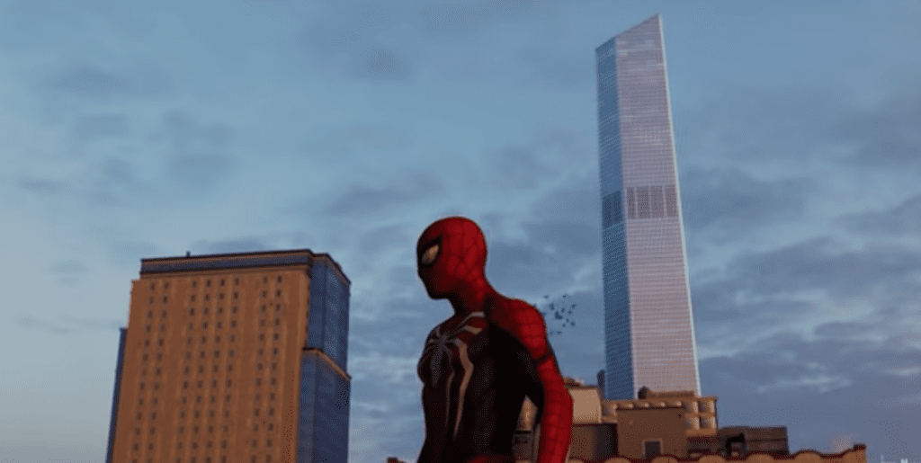 Spider-Man PS4 Twin Towers Theory Disproven - Don't Feed the