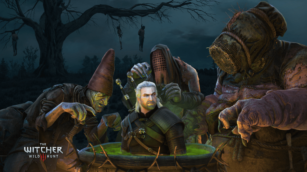 The Witcher Cauldron