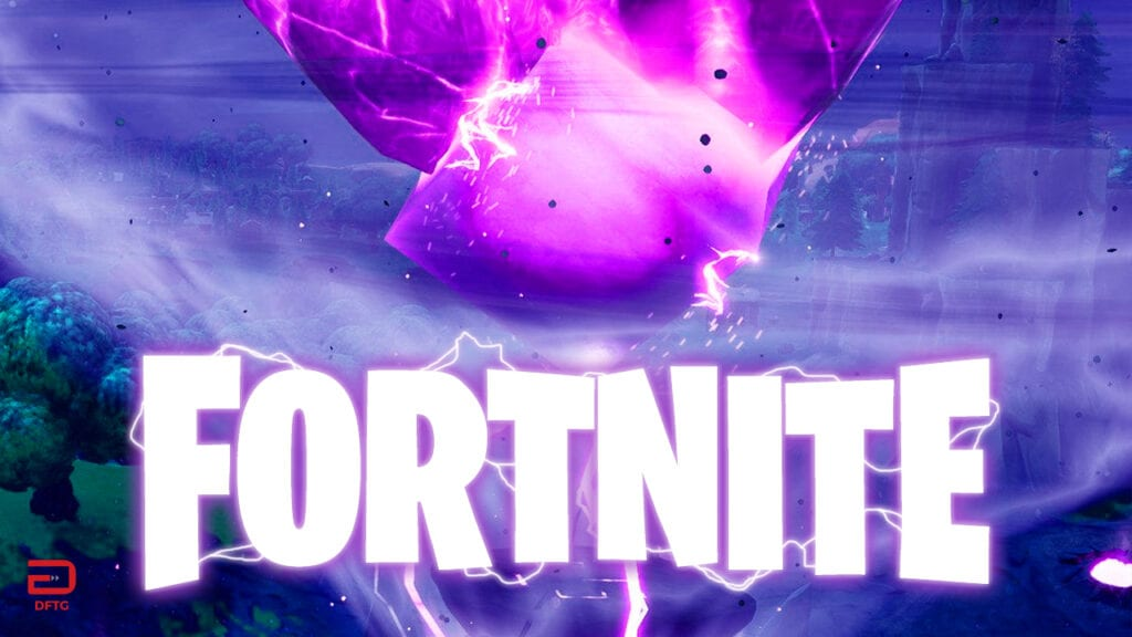 Fortnite: The Floating Cube Island Is Acting Weird Again (VIDEO)